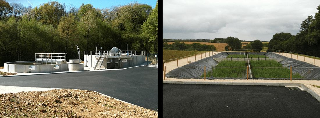 Stations d'épuration d'eaux usées