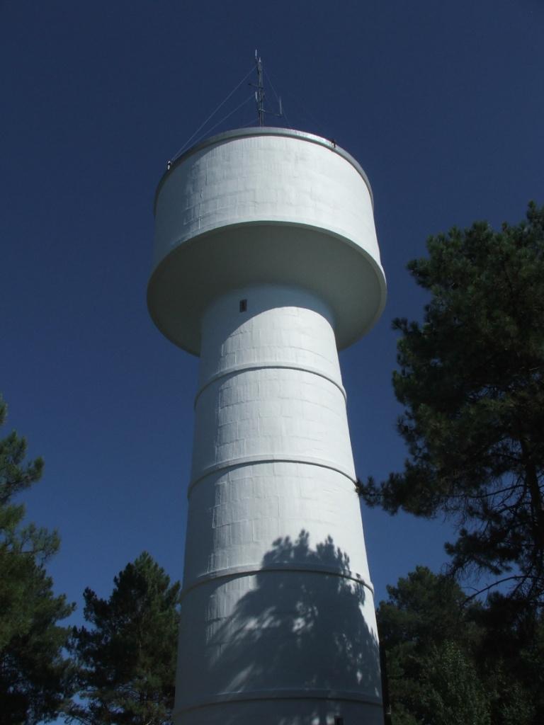 Chinon Réservoir de 1000 m³